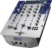 numark dxm09 three channel mixer