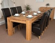 Solid Oak Dining Sets