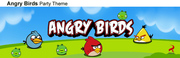 Angry Birds Party Ware
