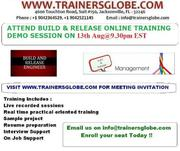 Build and Release Online Training | TrainersGlobe