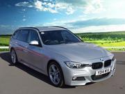 2014 BMW 2014 BMW 3 Series 320D M SPORT TOURING 2.0l Automa